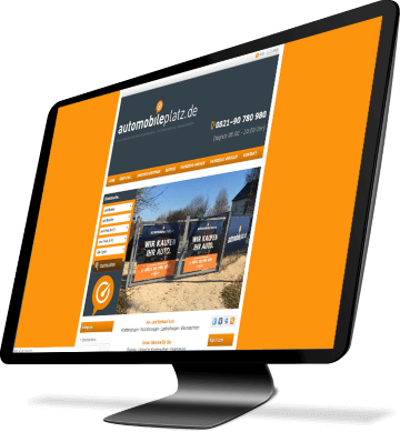 Referenz Webdesign Autonileplatz